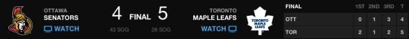 20130306_Senators@Leafs_Banner