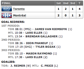 20131001_Leafs@Canadiens_Score