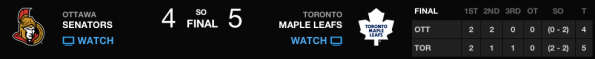 20131005_Sens@Leafs_Banner