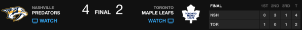 20131121_Preds@Leafs_Banner