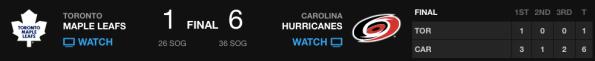 20140109_Leafs@Hurricanes_Banner